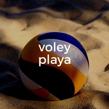 Voley playa en el Club Esportiu Valldoreix