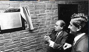 El 25º Aniversario del Club con la presencia del Honorable Jordi Pujol y el Presidente CEV D. Jordi Mones