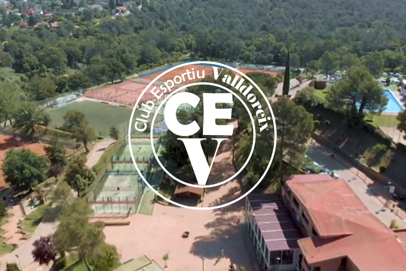Vista aérea del CEV