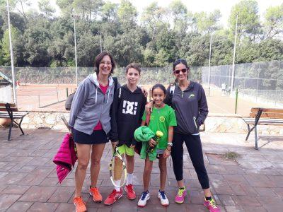 Torneo Padres e hijos 2018 en el CEV