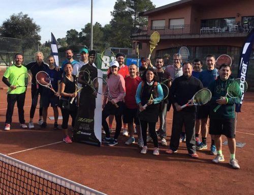 Clínic de Tennis Adultos Babolat