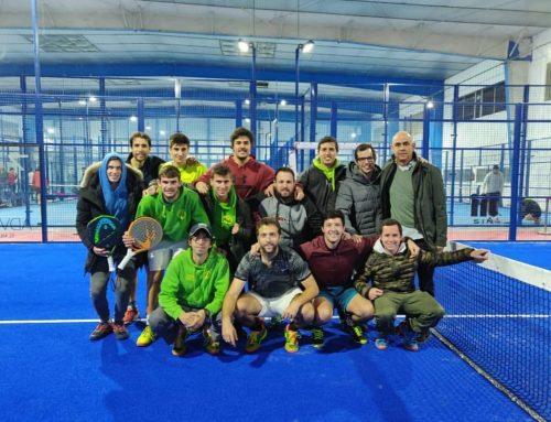 Ascens a Segona Categoria Campionat de Catalunya per equips pàdel