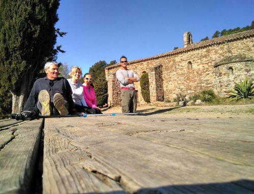 Trekking a la Ermita de la Salut (Can Montmany)