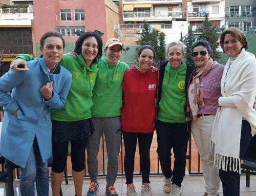 Campionat Catalunya de Tennis 3a Categoria Or Femenina