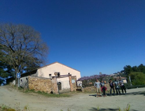 Trekking Pantano Vallvidrera