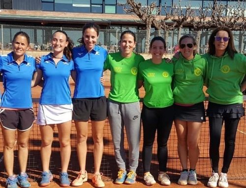 Sots-campiones Campionat Catalunya de Tennis 3a Categoria Or Femenina
