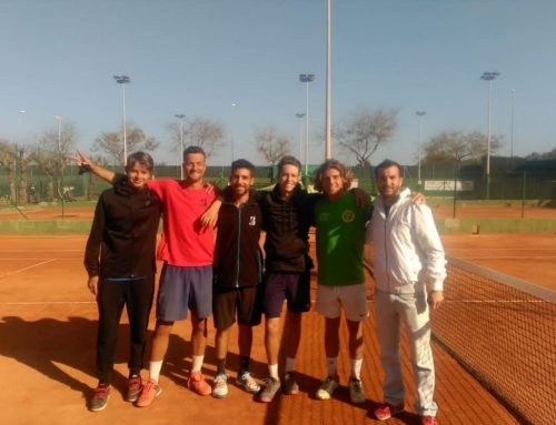 Campions de Catalunya de Tennis 3a Categoria Absoluta