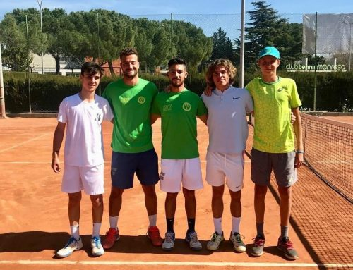 Final Campionat de Catalunya de Tennis 3a Categoria Masculina