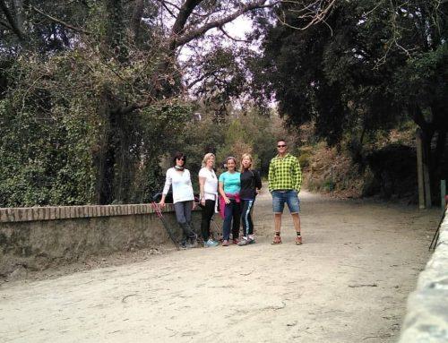 Trekking Rierada Molins de Rei
