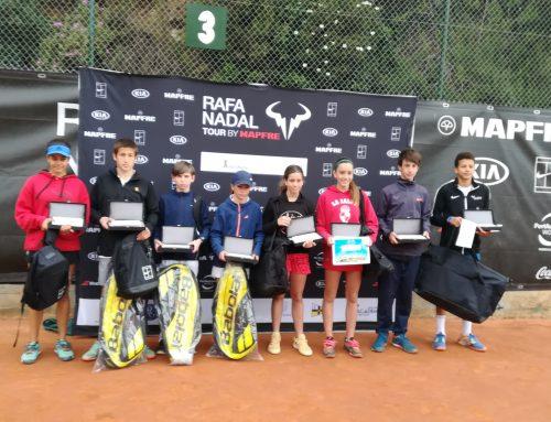 6a Edición Rafa Nadal Tour By Mapfre