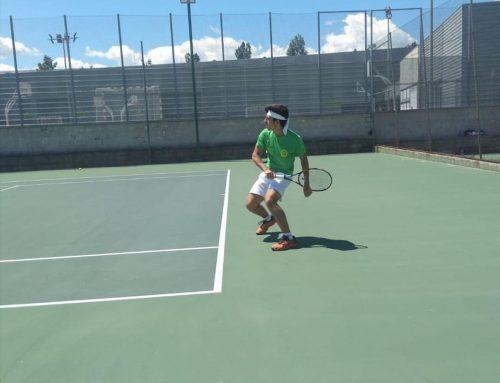 Playoff Liga Catalana de tenis Categoría Junior