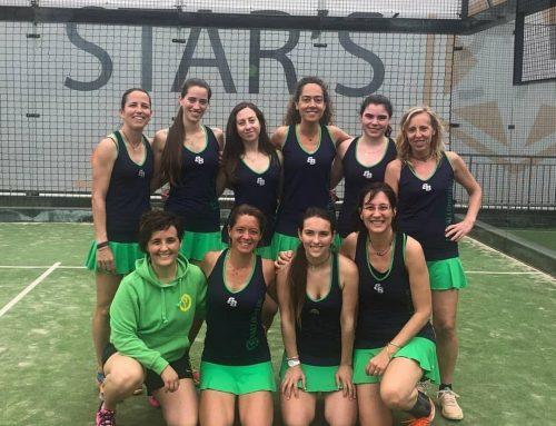 Campionat Espanya de Pàdel per equips 3ª Categoria Femenina