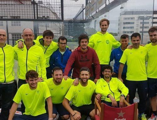 Campionat Espanya de pàdel  per equips Categoria Masculina