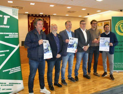 Acte de presentació XIII Edició World Tenis Tour Vila de Valldoreix Trofeu Tennium 2019