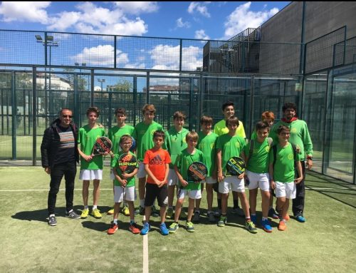 3r classificats Lliga Padelkids Categoria Or