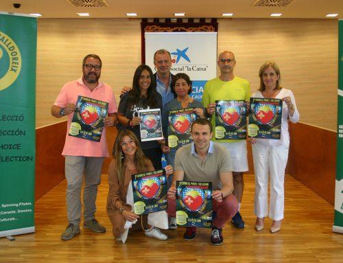Acto presentación XII Edición Torneo Solidario de pádel Força Miquel