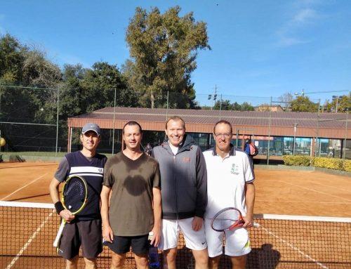 Final Campeonato de Cataluña + 30 de tenis por equipos
