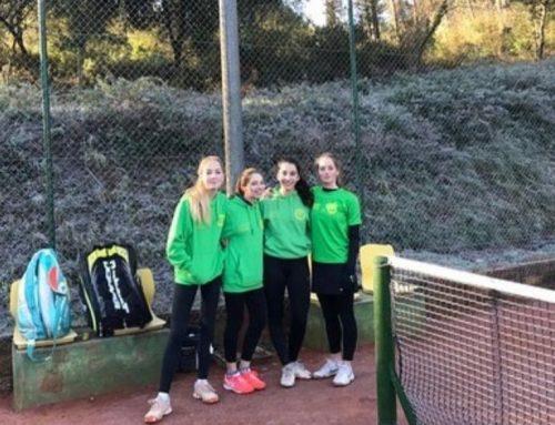 Semifinals Campionat de Catalunya Junior femení de Tennis