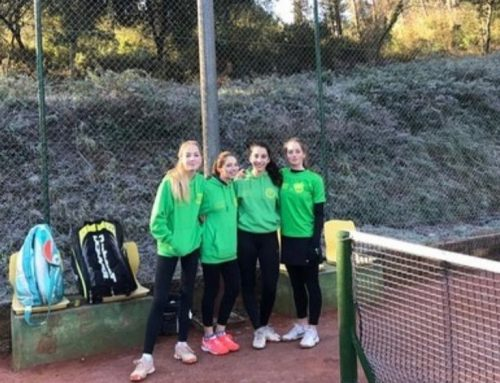 Semifinales Campeonato Cataluña Junior Femenino de tenis