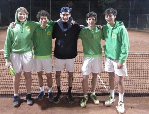 Campionat de Catalunya de Tennis Categoria Cadet